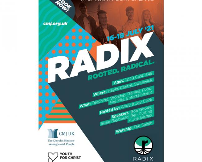 Radix, Youth for Christ